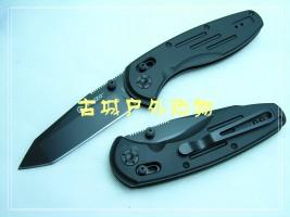 国货精品-关铸GANZO G701黑雪泥轴锁战术折刀
