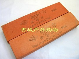金石超精细红宝石条形油石600目