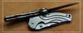 三刃木2014新款-全钢框架锁折刀7072LUC-SCX