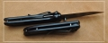 三刃木新款G10柄虎纹折刀7007LUK(GB9-707)