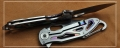 三刃木新款之托柄镀钛刃7033LUI 7033LUC (原B4-733 733)