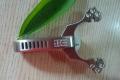 梨尘精品系列-珠峰5.0精铸柄刀把反曲卡球弹弓
