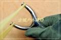 清仓特价-TC21钛合金铣切割手工抛光-飞虎弹弓