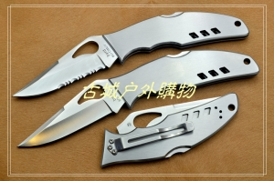 NAVY Knives BY-05飞鸟全钢背锁折刀