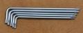关铸鹰朗三刃木NAVY刀具维护美国SATA中孔花扳手套装5支