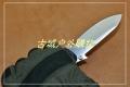 鹰朗Enlan-新款鹰头标EL-16HT凹凸黑白G10柄快开勾战术折