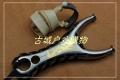 清仓特价-TC21钛合金铣切割手工镶金抛光-飞虎II弹弓