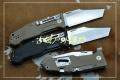 三刃木新款9系-救生工具刀LAND 9046 T08 改进版