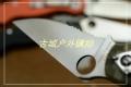巨力代工Spyderco蜘蛛G10柄C36GPCMO GB-D2钢3款可选