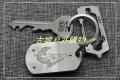 三刃木个性EDC钥匙扣开瓶器小工具GJ040Z