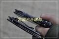 鹰朗Enlan-鹰朗标钢柄8Cr13MoV钢EW105框架锁折刀