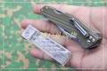 三刃木G10柄多功能多开木锯破窗套筒带批头救生刀7116SUE