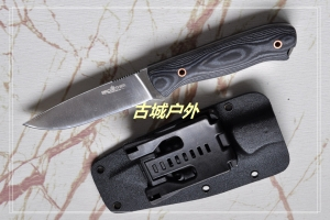 兄弟牌Brother(NAVY代工厂)F001K鞘小直刀
