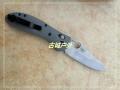 巨力版BENCHMADE蝴蝶BM550折叠刀440C钢G10柄轴锁